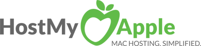 HostMyApple Logo